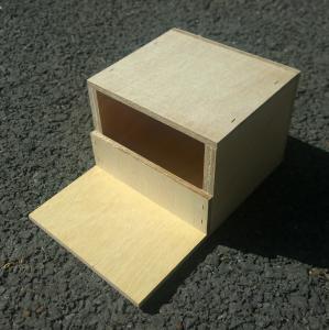 Four X Finch Nesting Boxes 7 Quot X 3 5 Quot X 5 Quot Sheet Material